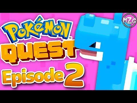 Pokemon Quest Gameplay Walkthrough