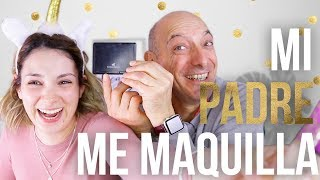 Mi padre me maquilla | ¿Vendrás a verme a Barcelona?