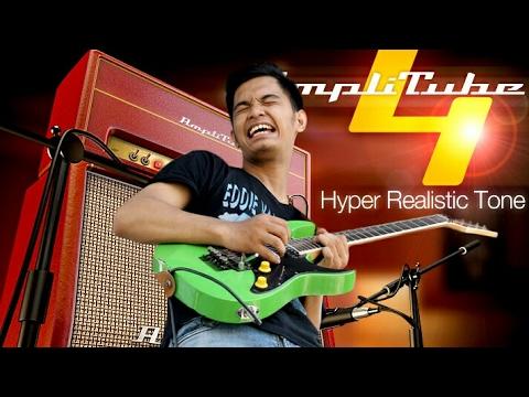 AJAIB, gitar listrik bisa bersuara gitar akustik...