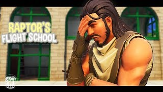 NOOB GOES TO SCHOOL - A Fortnite Short Film