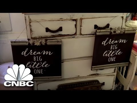 This 'Parenthood' Star's Store Is 'Sensory Overload' | The Profit | CNBC Prime