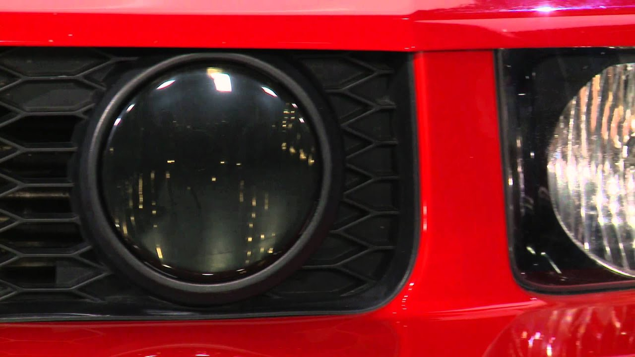 Mustang Smoked Fog Light Covers 05 09 Gt Review Youtube