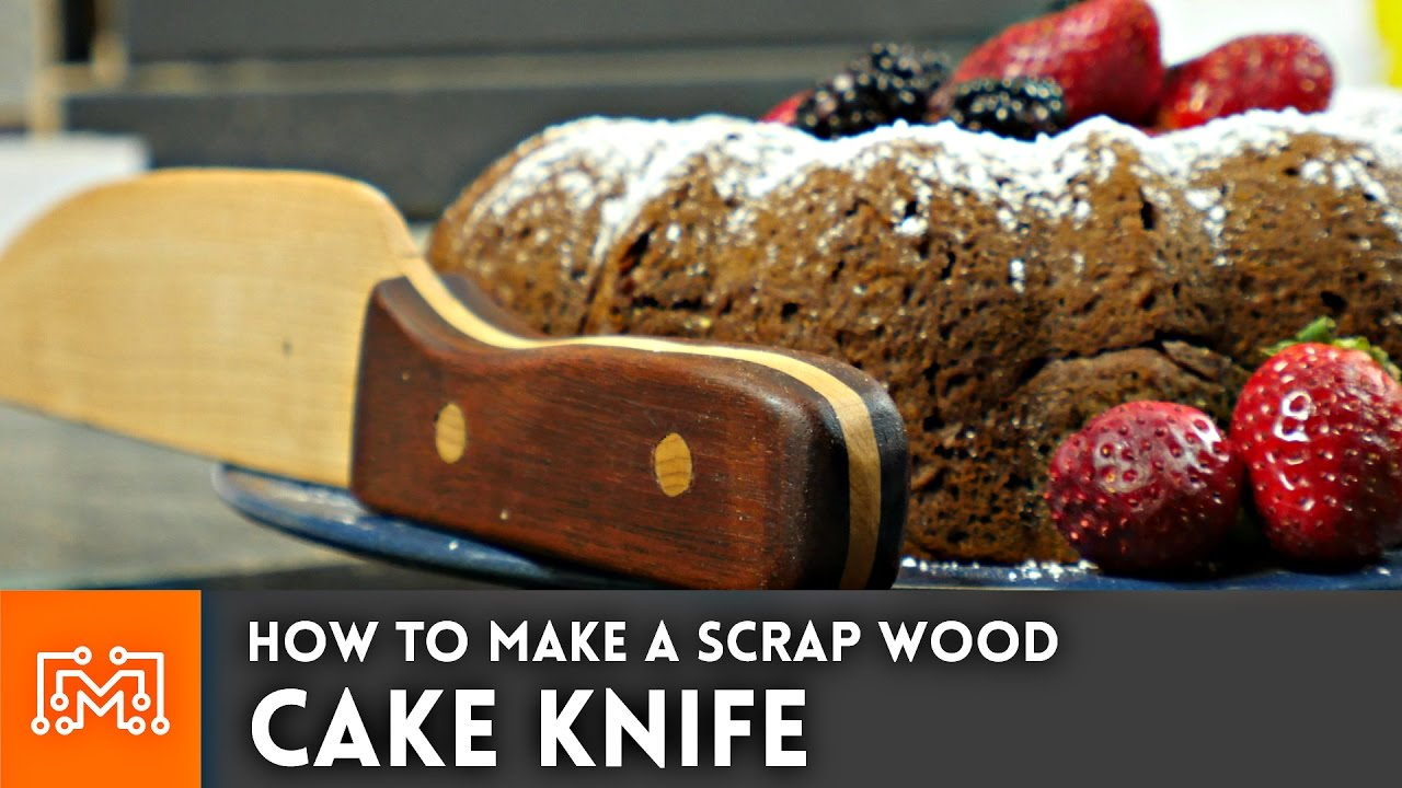 how to make a knife out of wood