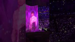 Justin Timberlake Super Bowl Halftime Prince Tribute field view