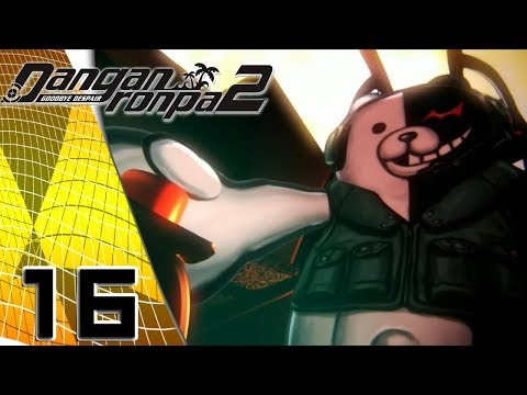 Danganronpa 2: Goodbye Despair - Episode 16: The First Execution