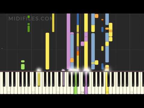 No Promises / Cheat Codes ft. Demi Lovato (MIDI Karaoke instrumental version tutorial)