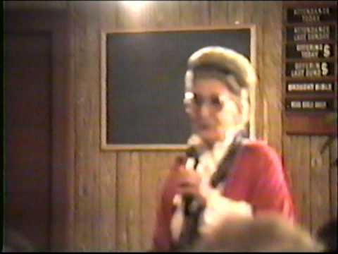 CAMPMEETING  MISSISSIPPI July 6-7-8th,1994 Part 1