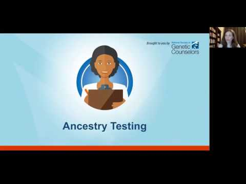 Ancestry and Other Direct-to-Consumer Genetic Testing