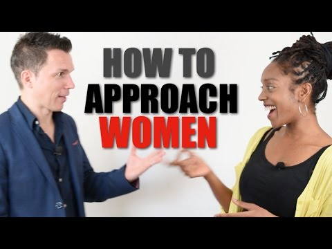 How To Approach A Woman | Great Ways To Start A Conversation With A Girl - With Athena Kugblenu