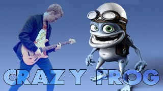 Crazy Frog Axel F Metal Cover Crysis Music.mp3