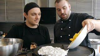 Vegan grillen mit Frodoapparat | Mori kocht (Rezept in der Beschreibung)