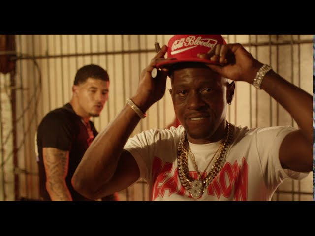 Butla Jones ft Boosie Badazz - Steppa Music (Official Music Video)