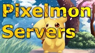 Top 3 Pixelmon Servers 4.2.5
