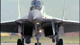 Mikoyan MiG-35 Fulcrum-F Multirole Fighter