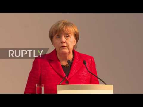Germany: Merkel says Erdogan's Nazi comparison 'impossible to justify'