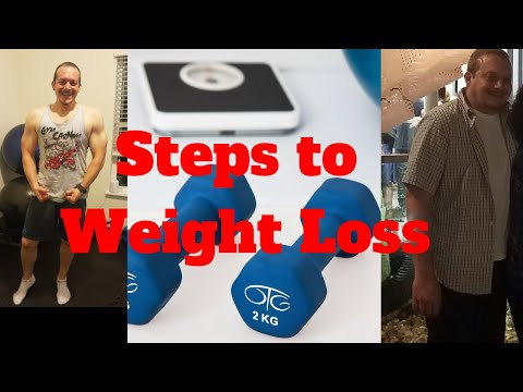 Steps To Weight Loss