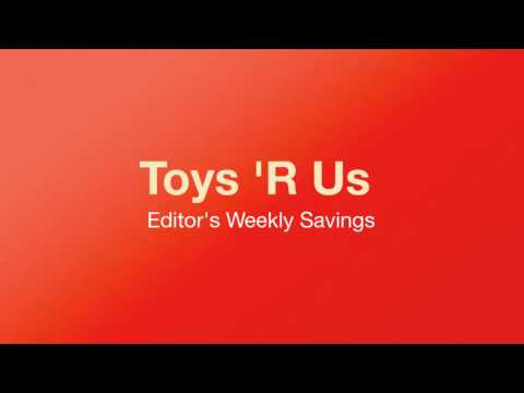 Toys 'R Us Coupon Codes By Rakuten.com Coupons