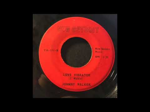 Johnny Walker – Love Vibrator – New Detroit