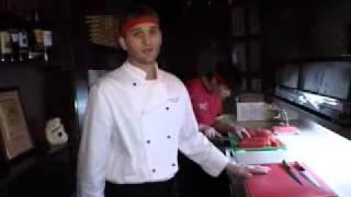 Шеф-повар суши-бара Токио Владивосток