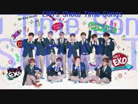 EXO's Show Time Songs