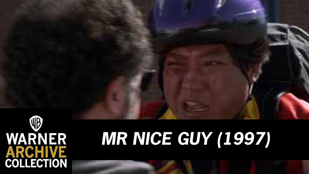 Mr Nice Guy Hd Clip Sammo Cameo Youtube
