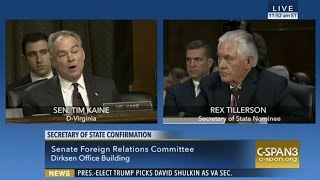 TRUMP NOMINEE OWNS VP LOSER TIM KAINE AFTER KAINE ASKS DISGUSTING QUESTION