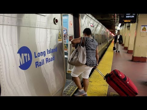 Last call: MTA phasing out bar carts on LIRR platforms