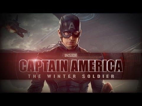Inside Captain America: The Winter Soldier (2014) - Featurette - Chris Evans, Scarlett Johansson streaming vf