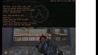 HL de nasıl multiplayer hile yapılır. Half Life MultiPlayer Console Hack