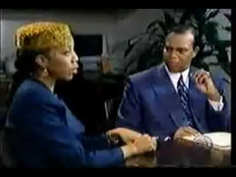 Malcolm X's Daughter Exposes Farrakhan (The Extended Clip)