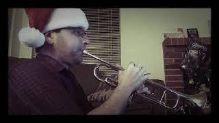 Day 4 (Hark! The herald-angel sings): Twenty Five Days of Christmas Trumpet