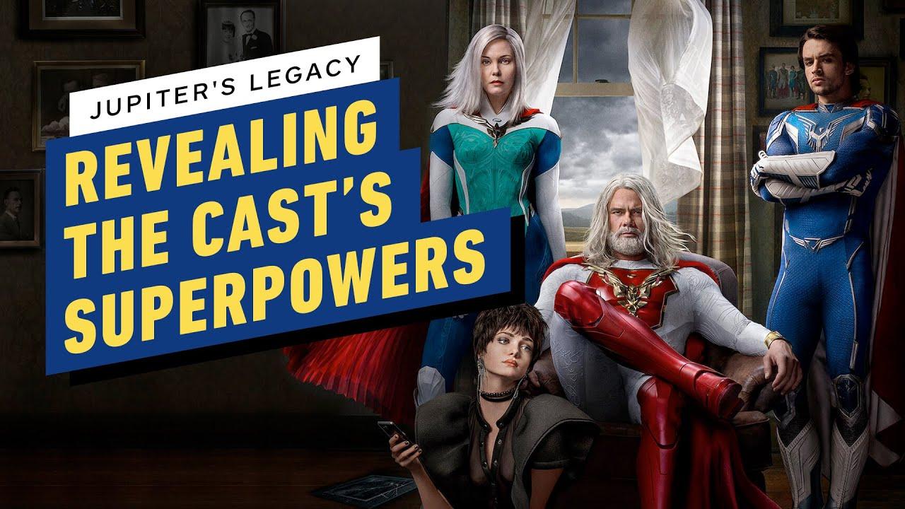 Jupiter's Legacy review: Netflix superhero drama needs some super ...