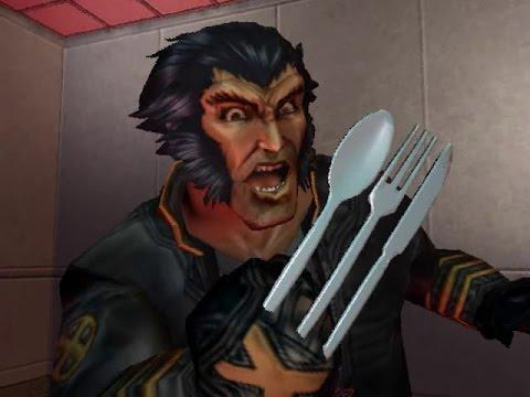 X2 wolverine 39 s revenge cutscene youtube - Wolverine cgi ...