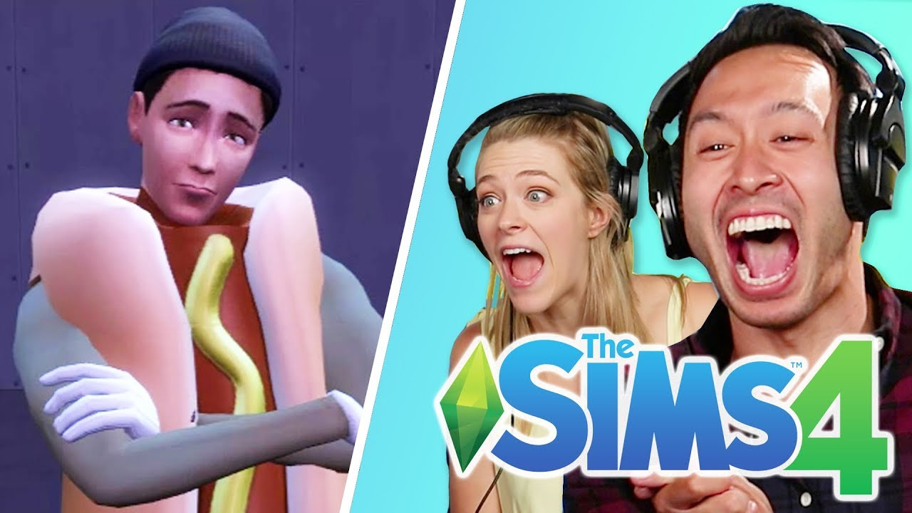 Ryan Controls His Friend's Life In The Sims 4 • Shane
