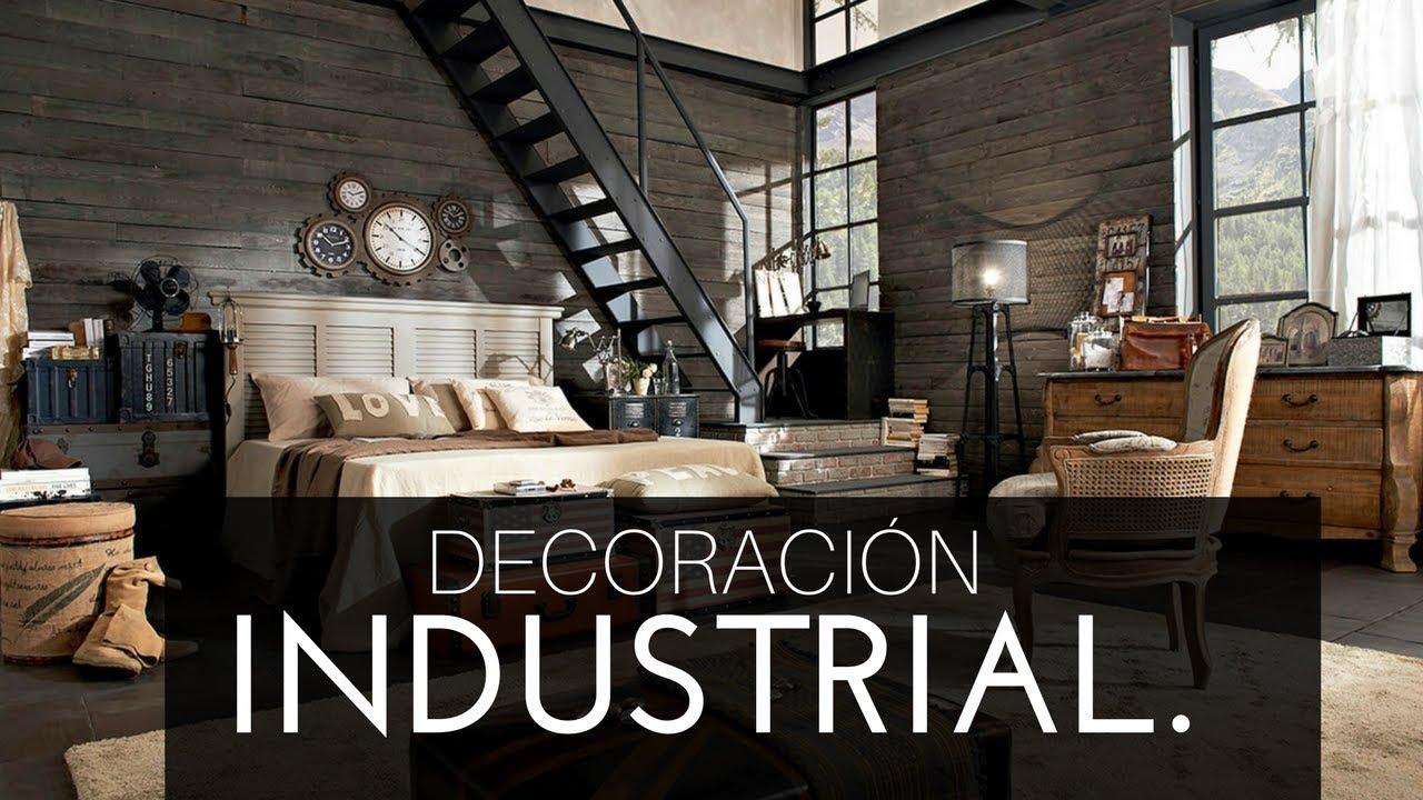 23 ideas para decoraci n de interiores con dise o industrial youtube - Youtube decoracion de interiores ...