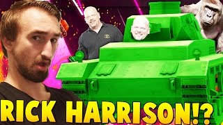 RICK HARRISON - SHELLSHOCK LIVE SHOWDOWN