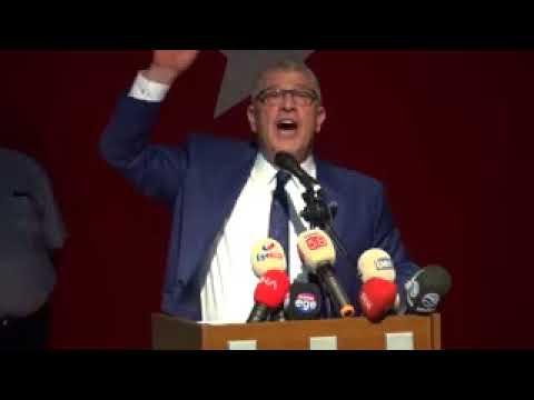 İYİ Partili Musavvat Dervişoğlu Onları İzmirden uğurlayacağız!