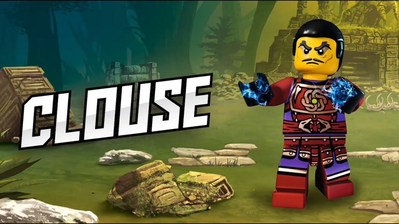 Clouse LEGO Ninjago YouTube