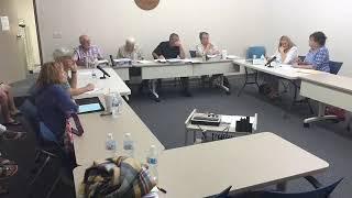Hawkins Budget Committee and School Budget presentation 6 18 18