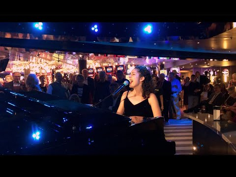 Eva Gertz- Entertainer Demo-Reel, Holland America Cruise Lines, Billboard Onboard 2018