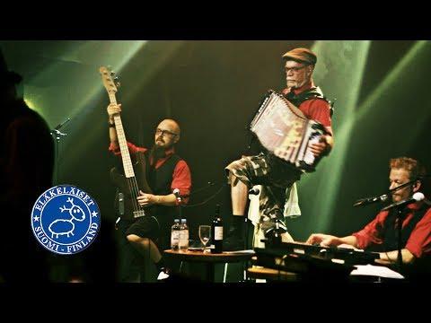 ELÄKELÄISET   Live at Tavastia 2018    25-vuotisjuhlakonsertti