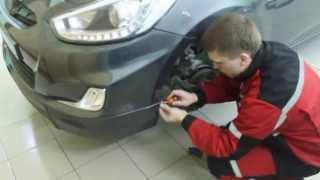 Тюнинг Hyundai Solaris