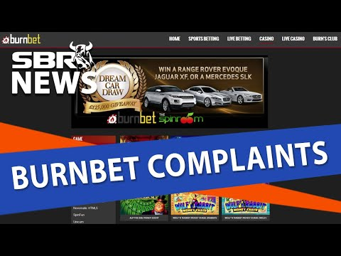 Warning on Burnbet Sportsbook & Casino