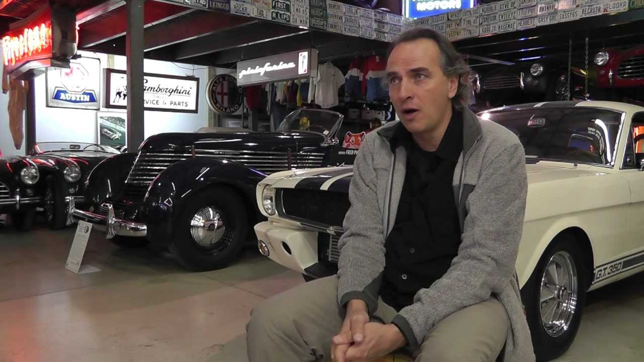 Fred Phillips - Car Collector - YouTube