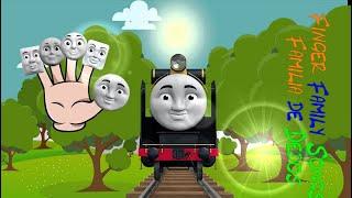 Hero Of The Rails : Familia dedo : Héroe de los rieles