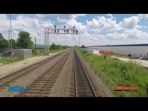 Metra Ride Along - BNSF Railway: Inbound