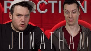 Jonathan - Trailer Reaction