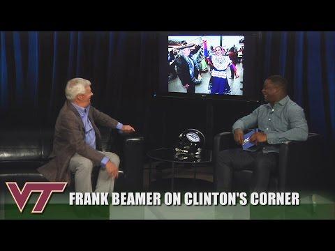 Frank Beamer's Best Bloopers on Clinton's Corner
