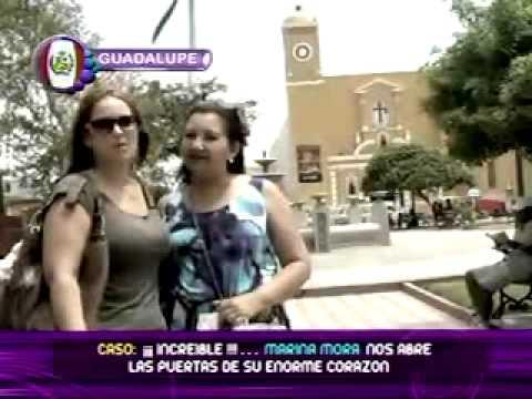 Marina Mora nos abre las puertas de su enorme corazón a las cámaras de MagalyTeVe 12/12/2011