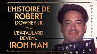 PVR#47 : ROBERT DOWNEY JR - L'EX-TAULARD QUI A LANCÉ LE MARVEL CINEMATIC UNIVERSE